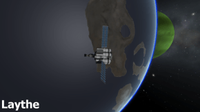 Innermost moon of Jool